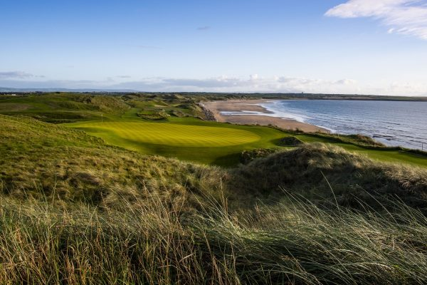 10th Hole Old Course Ballybunion