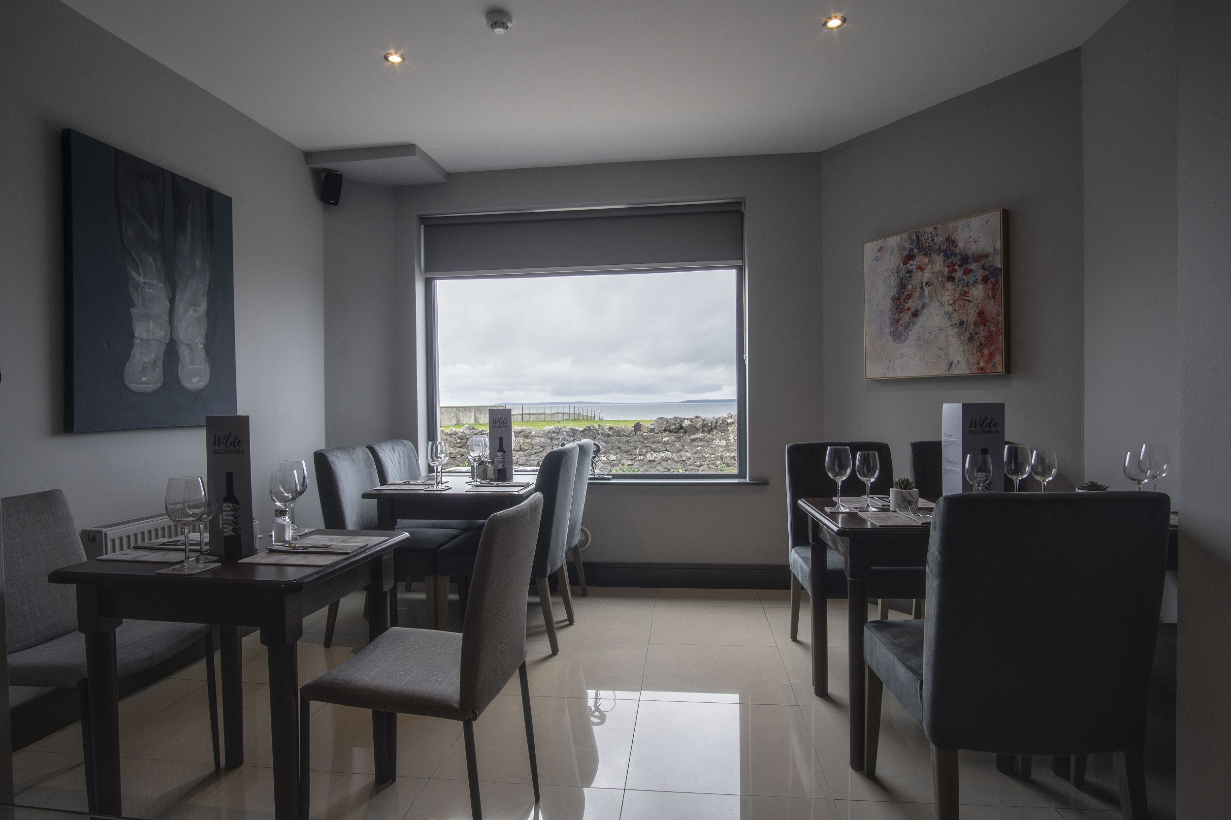 Dining With Sea View Wilde Ballybunion